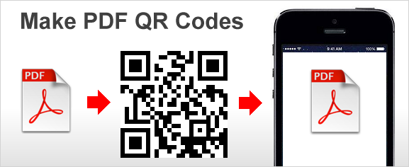 » QR Codes For PDF Documents