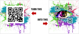 QRStuff QR Codes Go Visual With Visualead
