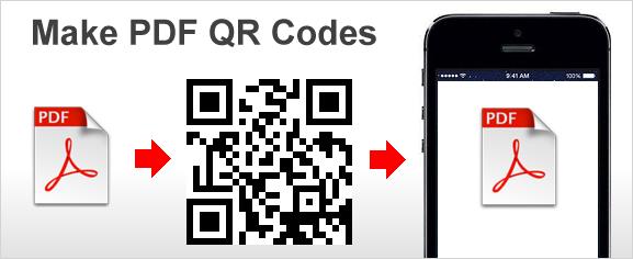 PDF QR Codes