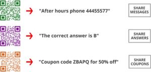 Text QR Code Generator