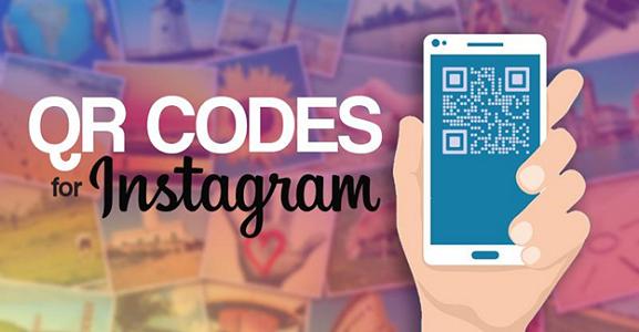 QR Codes For Instagram QRStuff