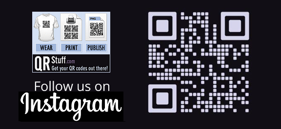 QR Codes For Instagram - QRStuff com