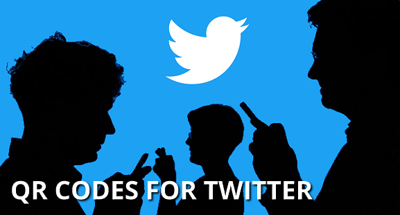 Using QR Codes With Twitter