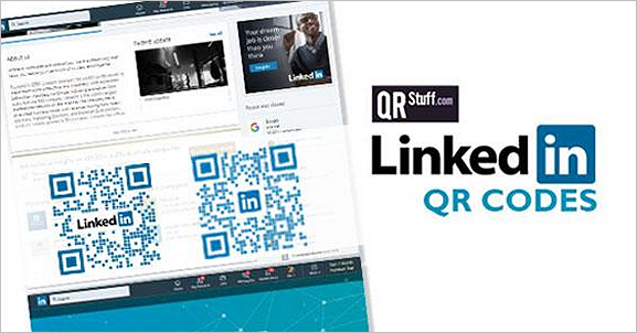 QR Coes For Linked In