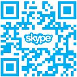 Skype Call QR Code