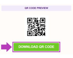 qrstuff.com download QR code